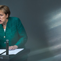 Merkel warns that migration 'could decide Europe's destiny'