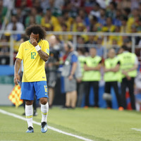 Hotel mattress could be to blame for Marcelo's World Cup injury