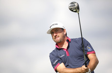 McDowell finishes first round of French Open just one shot off the lead