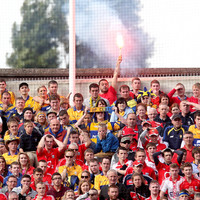 Fans who bring flares or smoke bombs to Sunday's Munster final will be removed from stadium