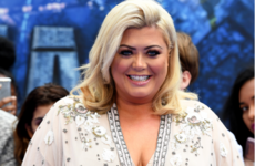 Gemma Collins is getting rinsed for using a stock image to boast about her jet-set life