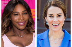 Serena Williams crowned Kate Middleton as the world's number one Badass Woman