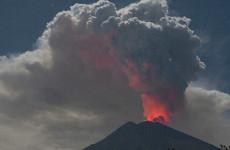 16,000 travellers stranded after massive volcanic eruption in Bali