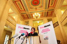 Arlene Foster says opposing marriage equality doesn't mean she can't value LGBT people