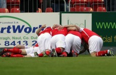 Airtricity League wrap: Forrester too hot to handle on great Friday for Pat's