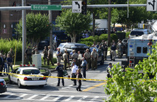 Maryland newsroom shooter barricaded exit so people couldn't escape