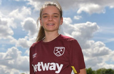 From the farm to London: Irish teen sensation Kiernan earns move to West Ham
