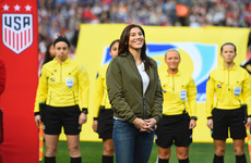 Hope Solo set for RTÉ panel debut as World Cup last 16 schedule is announced