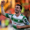 Resurgent Shamrock Rovers make it three wins in a row as Hoops ease past disappointing Derry