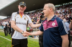 Hogan and Fennelly on Kilkenny bench as Cody rings changes for Leinster final