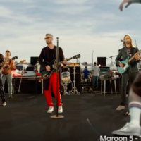The Maroon 5 ad is ruining the World Cup, please make it stop