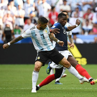 As it happened: France vs Argentina, World Cup last-16
