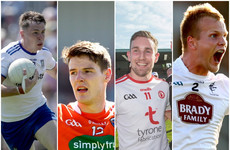 Here are the 8 teams that will be involved in Monday's All-Ireland football draw