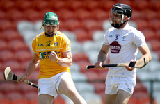 Antrim hurlers see off Kildare in the game neither side wanted to play