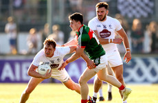 As it happened: Kildare v Mayo, All-Ireland SFC round 3 qualifier