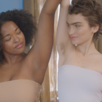 A razor company has done the 'impossible' by showing women with actual body hair