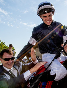 Donnacha and Joseph O'Brien best their father with sensational Irish Derby win