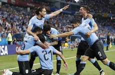 Heartbreak for Ronaldo and Portugal, as Uruguay advance to World Cup quarters