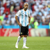 Mascherano announces international retirement following Argentina's World Cup exit
