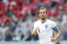 'It's easy for me': Kane finding England World Cup captaincy a breeze