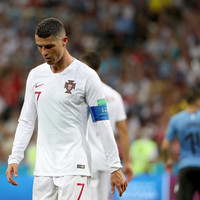 Ronaldo tight-lipped on future after World Cup elimination