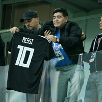 'Without Messi we are just another team': Maradona laments Argentina's early exit