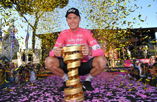 Chris Froome banned by Tour de France organisers - report
