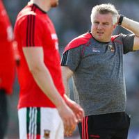 Mayo boss: 'The group will dust themselves down over the winter and look to re-energise'