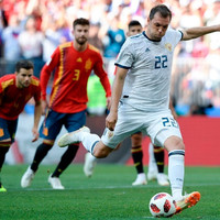 As it happened: Spain vs Russia, World Cup last-16