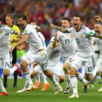 Russia stun Spain on penalties as hosts progress to World Cup quarter-finals