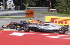 Verstappen takes advantage of Mercedes mishaps at Austria Grand Prix