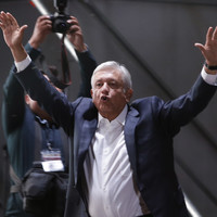 'We need real change': Anti-establishment leftist sweeps to victory in Mexico presidential election