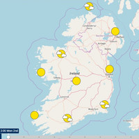 It'll still be very hot this week as drought warning to remain until Friday