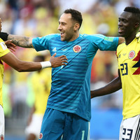 England don't 'frighten' us - Colombia goalkeeper Ospina