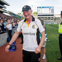 Brian Cody on Michael Bublé: 'He was a good hurler in his time'