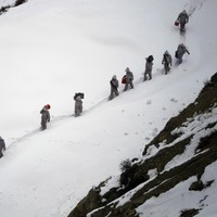 No survivors found after 12-hour search at Pakistani avalanche