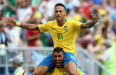 Neymar-inspired Brazil prevail, as Mexico bow out at last 16 for 7th consecutive time