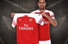Arsenal complete signing of Borussia Dortmund defender Papastathopoulos