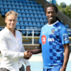 Angolan international and former Deportivo de La Coruña player joins Waterford