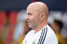 Defiant Sampaoli facing Argentina sack after World Cup shambles - reports