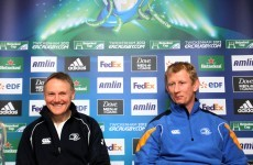 Bring on Twickers: Joe Schmidt prefers Leinster semi-final in England