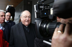 Australian archbishop gets 12 months for concealing child abuse