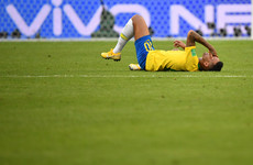 Thiago Silva defends Neymar theatrics after Brazil victory