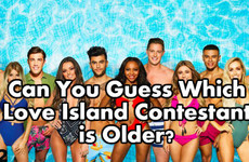 Can You Guess Which Love Island Contestant is Older?
