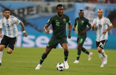 'I played while my father was in the hands of bandits': Mikel reveals kidnap ordeal overshadowed Argentina clash