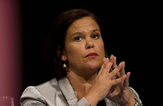 Mary Lou McDonald drops strong hint that SF will contest presidential race