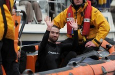 Boat race protester charged with public order offence