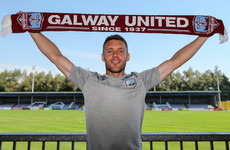 Galway United appoint all-time record goalscorer as new manager