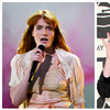Florence Welch needed a drink the first time she saw Adele perform because she was so good