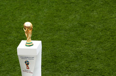 Here are the times and dates for the 4 World Cup quarter-finals